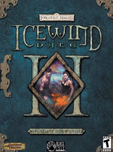 Icewind Dale 2 Complete cd key