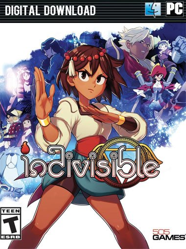 Indivisible cd key