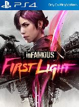 Buy inFAMOUS First Light - PS4 (Digital Code) Game Download