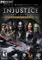 Buy Injustice: Gods Among Us Ultimate Edition Game Download