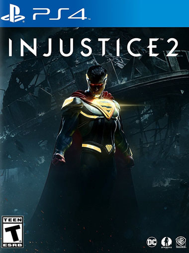 Injustice 2 - PS4 (Digital Code) cd key