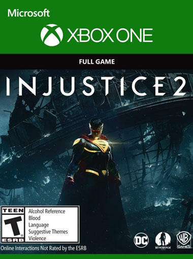 injustice 2 ultimate edition xbox one key