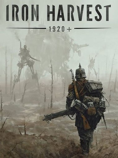 Iron Harvest cd key