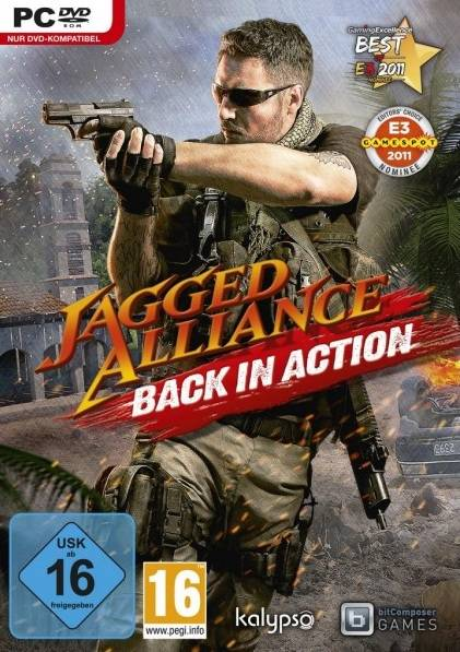 Jagged Alliance Back in Action cd key