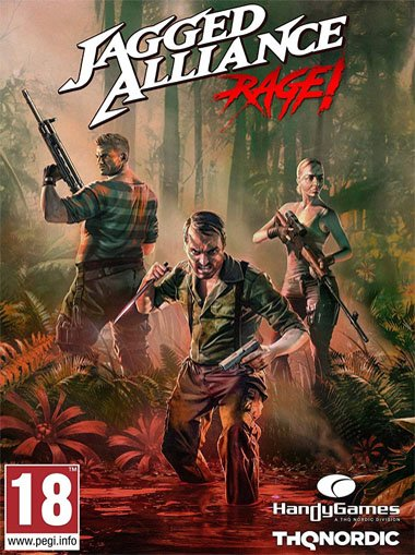 Jagged Alliance Rage cd key