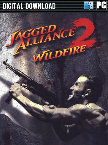 Jagged Alliance 2 - Wildfire cd key