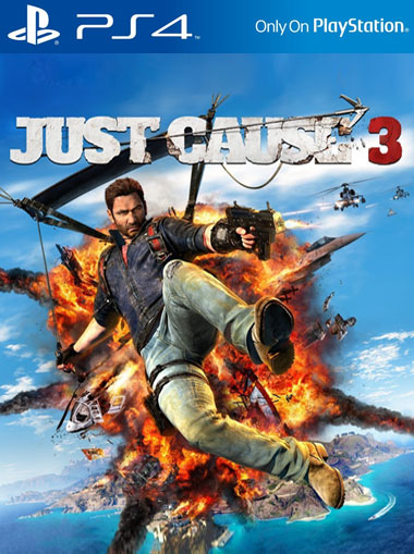 Just Cause 3 - PS4 (Digital Code) cd key