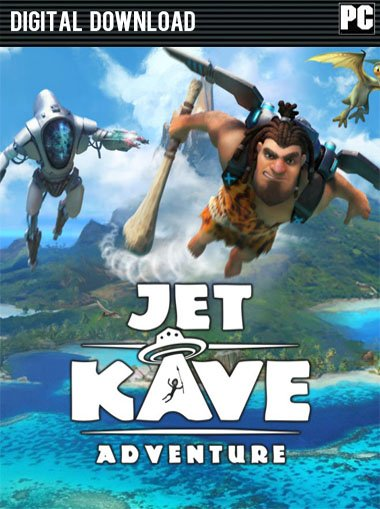 Jet Kave Adventure cd key