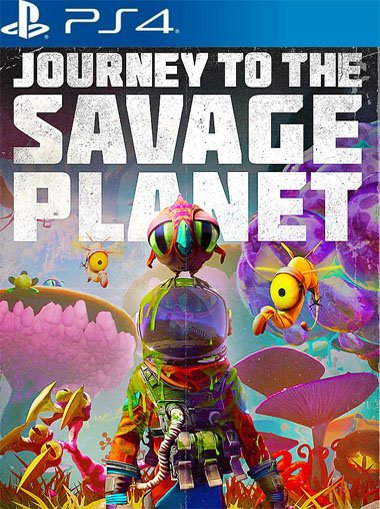 Journey to the Savage Planet - PS4 (Digital Code) cd key