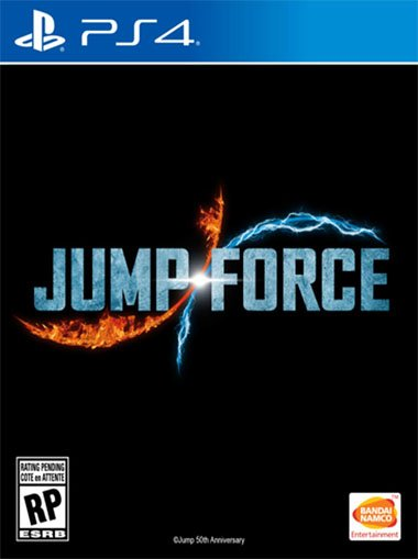 Jump Force - PS4 (Digital Code) cd key