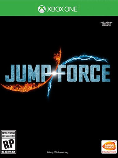 Jump Force - Xbox One (Digital Code) cd key