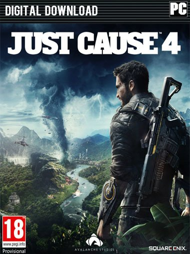 Just Cause 4 cd key