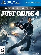 Buy Just Cause 4 Digital Deluxe - PS4 (Digital Code) Game Download