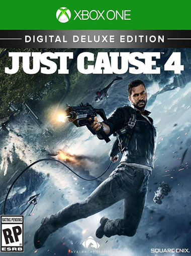Just Cause 4 Digital Deluxe - Xbox One (Digital Code) cd key