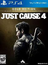 Buy Just Cause 4 Gold Edition - PS4 (Digital Code) Game Download