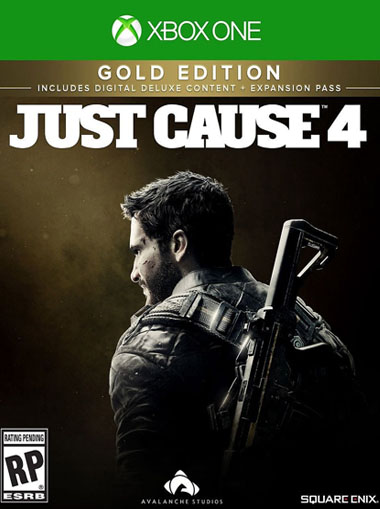 Just Cause 4 Gold Edition - Xbox One (Digital Code) cd key