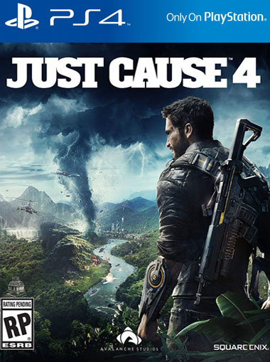 Just Cause 4 - PS4 (Digital Code) cd key