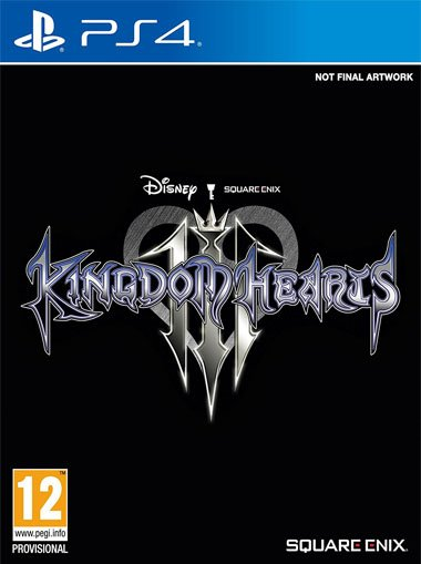 Kingdom Hearts 3 - PS4 (Digital Code) cd key
