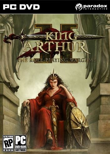 King Arthur II The Role-Playing Wargame Limited Edition cd key