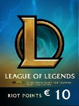 Buy League Of Legends 1380 RP (10 EUR) Game Download
