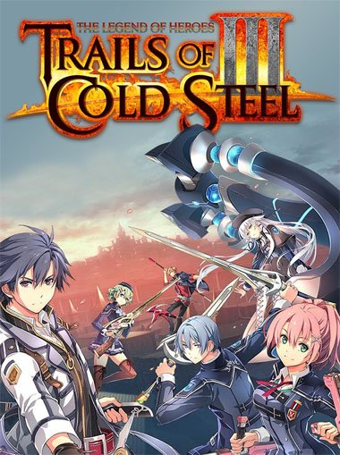 The Legend of Heroes: Trails of Cold Steel III cd key
