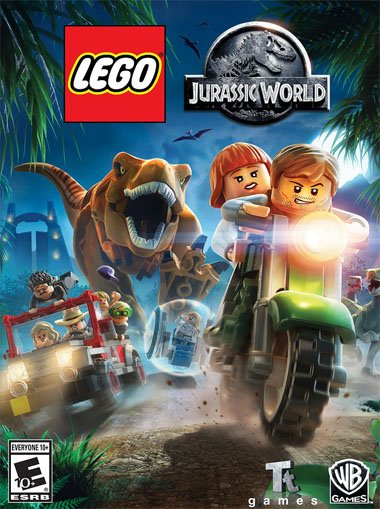 LEGO Jurassic World cd key