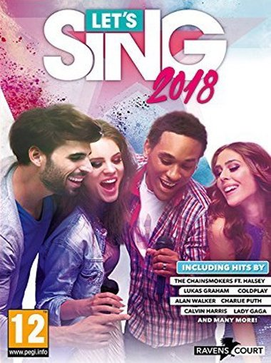 Let's Sing 2018 - Nintendo Switch  cd key