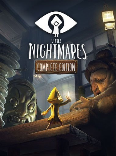 Little Nightmares Complete Edition cd key
