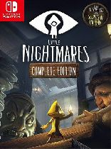 Buy Little Nightmares Complete Edition - Nintendo Switch Game Download