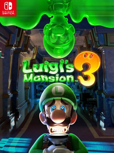 Luigi's Mansion 3 - Nintendo Switch cd key