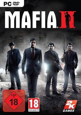 Mafia 2 cd key