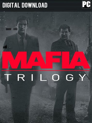 Mafia Trilogy Definitive Edition [EU] cd key