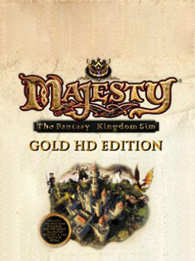 Majesty Gold HD cd key