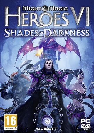 Might & Magic Heroes VI Shades of Darkness cd key