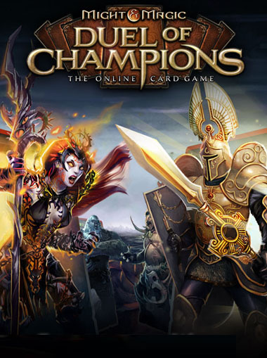 MIGHT & MAGIC - DUEL OF CHAMPIONS ADVANCED PACK 1 cd key