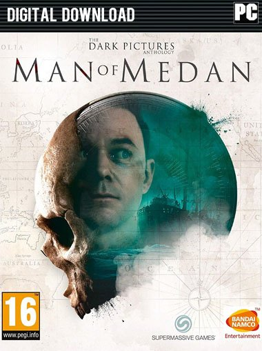 The Dark Pictures Anthology: Man of Medan cd key