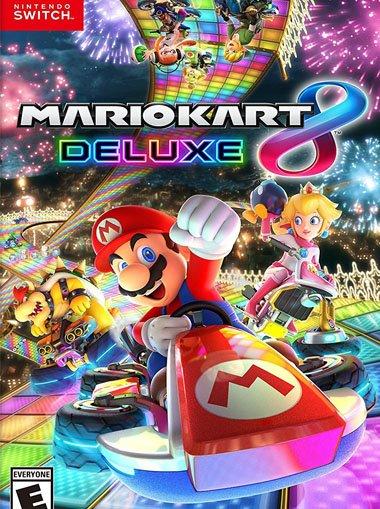 kjøp av kart Kjøp Mario Kart 8 Deluxe   Nintendo Switch PC spill | Nintendo  kjøp av kart