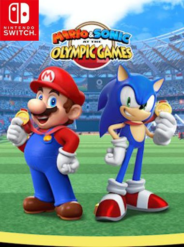 Mario & Sonic at the Olympic Games Tokyo 2020 - Nintendo Switch cd key