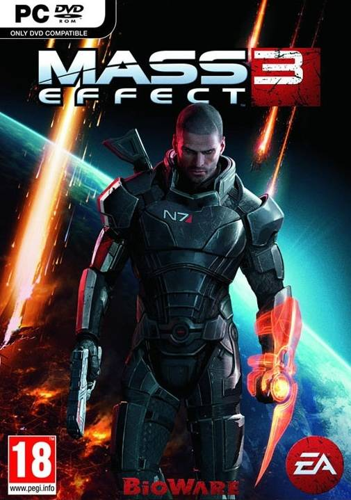 Mass Effect 3 cd key