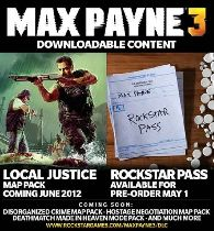 Buy Max Payne 3 Rockstar Pass Game Download