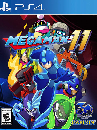 Mega Man 11 - PS4 (Digital Code) cd key