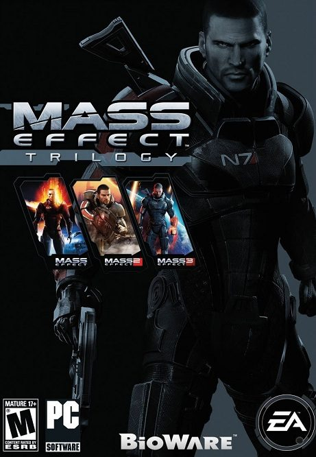 Mass Effect Trilogy cd key