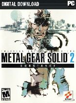 Buy METAL GEAR SOLID 2 SUBSTANCE Game Download