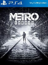 Buy Metro Exodus - PS4 (Digital Code) Game Download