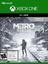 Buy Metro Exodus - Xbox One (Digital Code) Game Download
