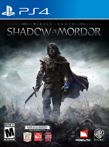 Middle-earth: Shadow of Mordor Game of The Year (GOTY) - PS4 (Digital Code) cd key