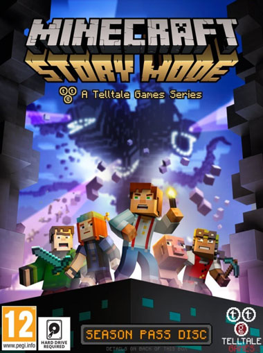 Buy Minecraft Story Mode A Telltale Game Series PC Game Steam - Minecraft story mode deutsch spielen