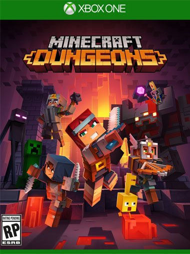 Minecraft Dungeons - Xbox One (Digital Code) cd key