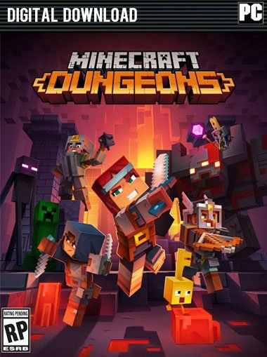 Minecraft Dungeons (Windows 10) cd key