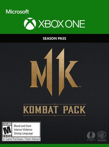 Mortal Kombat 11 Kombat Pack - Xbox One (Digital Code) cd key
